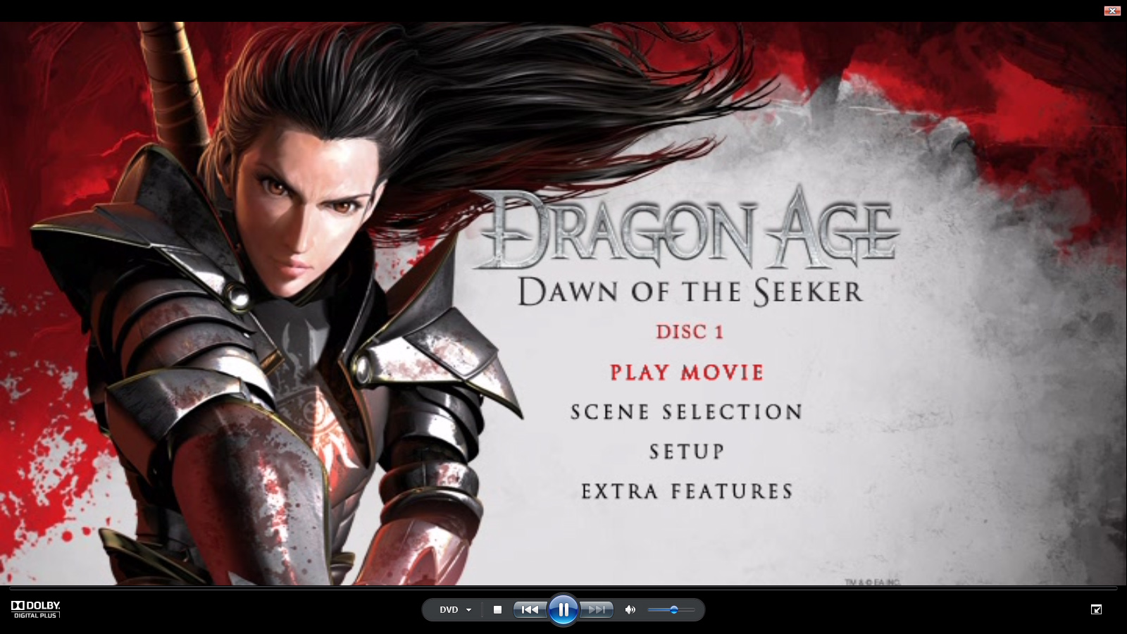 Dragon Age Film Left Seeking More Substance Otaku Ohana