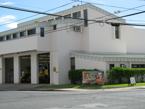 Waipahu Fire Station