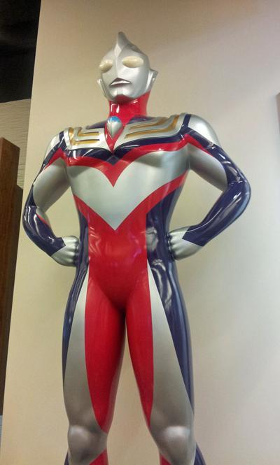 016-Ultraman D2