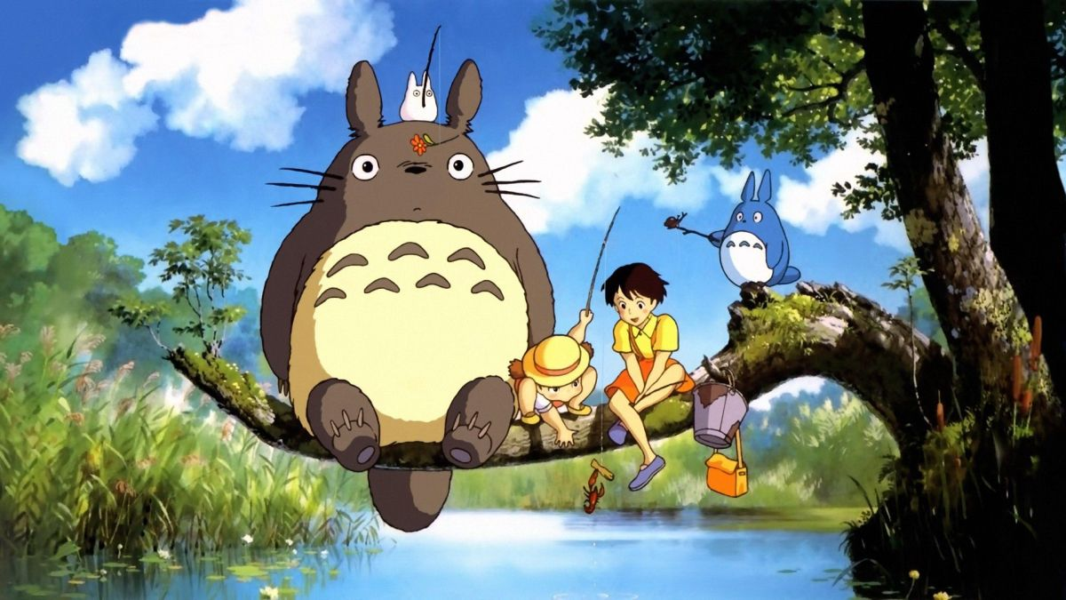Getting Ghibli with it