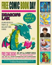 Dragon's Lair flyer