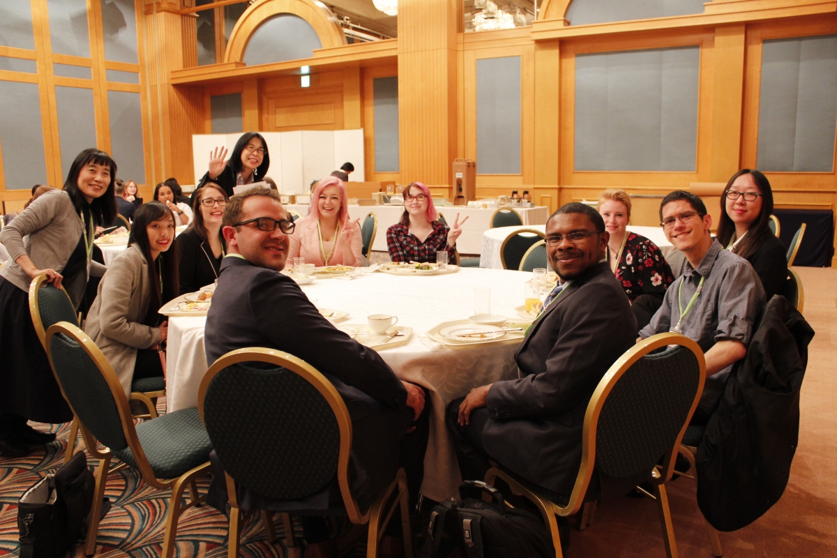 Day 1: Foreign Affairs and FineDining
