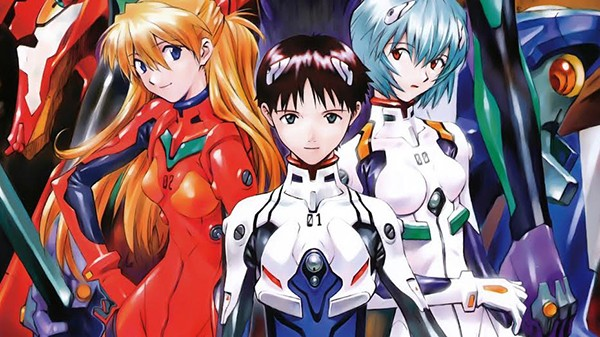"[Anime is Culture] Get in the Robot, Shinji:  ""Evangelion"" and Post-Bubble Japan"